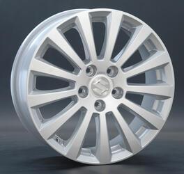 Автомобильный диск литой Replay SZ22 6,5x17 5/114,3 ET 43 DIA 57,1 Sil