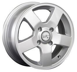 Автомобильный диск Литой LegeArtis HND37 6x15 4/100 ET 48 DIA 54,1 Sil