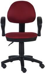 Кресло офисное Бюрократ CH-318AXN красный