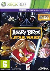 """[179989] Игра """"Angry Birds Star Wars (с поддержкой MS Kinect)"""" (Xbox 360, русская версия)"""