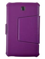 Чехол-книжка для планшета Samsung Galaxy Tab 3 фиолетовый