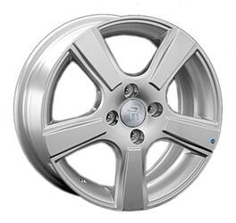Автомобильный диск литой Replay LF4 6x15 4/100 ET 45 DIA 54,1 Sil