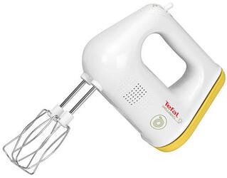 Миксер Moulinex HT300188 белый, желтый