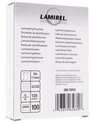 Пленка Lamirel LA-78767
