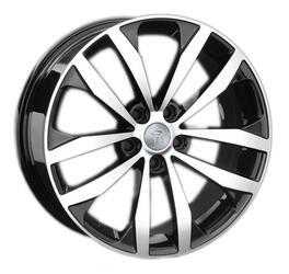 Автомобильный диск литой Replay KI66 7,5x18 5/114,3 ET 48 DIA 67,1 BKF