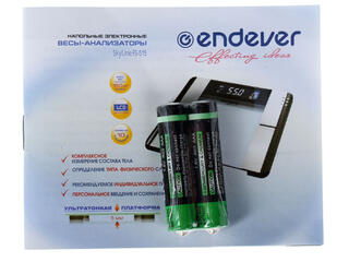 Весы Endever FS-515
