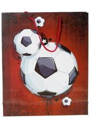Пакет подарочный Футбол
