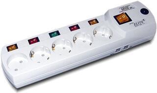 Сетевой фильтр MOST EH 5 m белый
