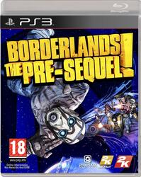 "Игра ""Borderlands: The Pre-Sequel"""