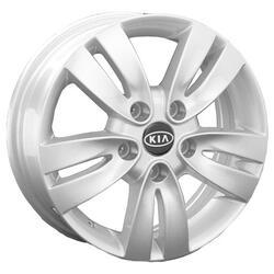 Автомобильный диск Литой Replay KI69 5,5x15 5/114,3 ET 41 DIA 67,1 Sil