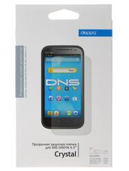 "4.5""  Пленка защитная для смартфона DNS S4501M/S4501"