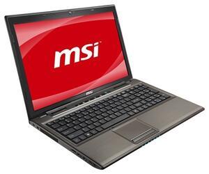 "15.6"" Ноутбук MSI (GE620DX)(HD)"