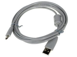 Кабель Belsis BW1420/SN1094 USB - mini USB серый
