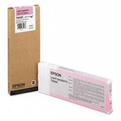 Картридж струйный Epson T606C