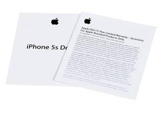 Док станция Apple MF030ZM/A белый