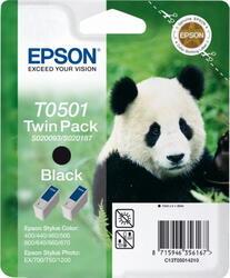 Набор картриджей Epson T0501
