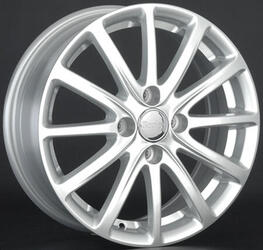 Автомобильный диск литой Replay RN119 6x15 4/100 ET 50 DIA 60,1 Sil