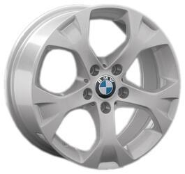 Автомобильный диск литой Replay B104 7,5x17 5/120 ET 40 DIA 72,6 Sil