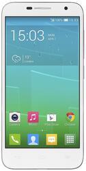 """4.5"""" Смартфон Alcatel One Touch OT-6016D Idol 2 Mini 8 Гб серебристый"""