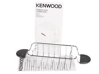 Тостер Kenwood TTM 024A черный