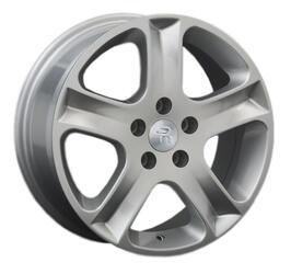 Автомобильный диск литой Replay PG7 7x16 4/112 ET 45 DIA 60,1 Sil