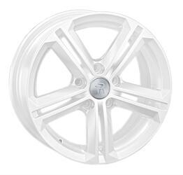 Автомобильный диск литой Replay A74 6,5x16 5/112 ET 33 DIA 57,1 White