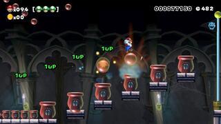 Игра для Wii U Super Mario Maker
