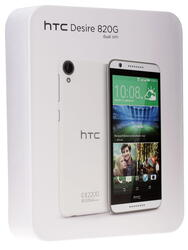 "5.5"" Смартфон HTC Desire 820G Dual Sim 16 ГБ белый"