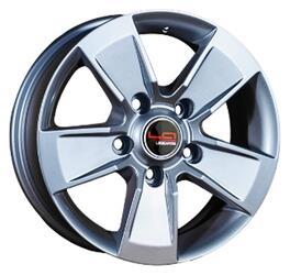 Автомобильный диск Литой LegeArtis SNG6 7x16 5/130 ET 43 DIA 84,1 Sil