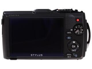 Компактная камера Olympus Tough TG-4 черный