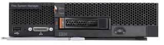 Сервер IBM Flex System Manager