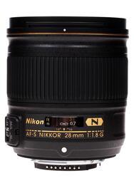 Объектив Nikon AF-S 28mm F1.8 G Nikkor