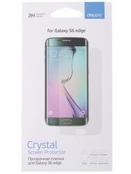 "5.1""  Пленка защитная для смартфона Samsung Galaxy S6 Edge"