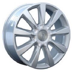 Автомобильный диск литой Replay NS57 8x20 6/139,7 ET 35 DIA 77,8 Sil