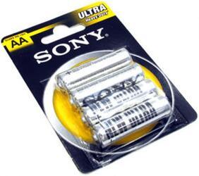 """Батарейка """"AA"""" SONY R6 NEW ULTRA 1шт."""