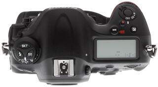 Зеркальная камера Nikon D4S Body черный