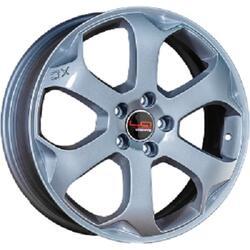 Автомобильный диск Литой LegeArtis V10 7x18 5/108 ET 49 DIA 67,1 Sil