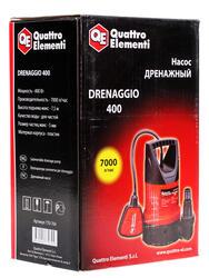 ERGUS Drenaggio 400