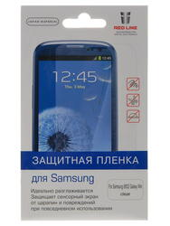 "4.7""  Пленка защитная для смартфона Samsung Galaxy Win GT-I8552"