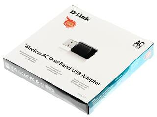 Wi-Fi  адаптер D-Link DWA-171/RU/A1A