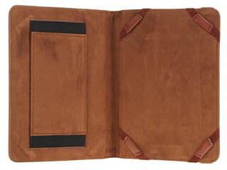 """6"""" Чехол-книжка IT BAGGAGE ITKT01-2 коричневый"""