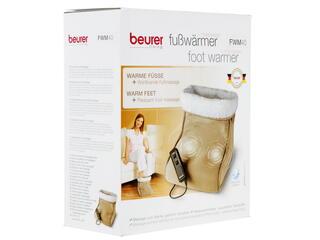 Электрогрелка для ног Beurer FWM40 бежевый