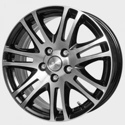 Автомобильный диск Литой Скад Medusa 7x16 5/108 ET 50 DIA 63,35 Алмаз