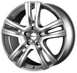 Автомобильный диск Литой MAK Aria 7,5x17 5/120 ET 45 DIA 65 Silver