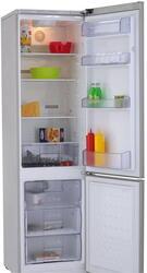 Холодильник с морозильником BEKO CN 328102 S серый