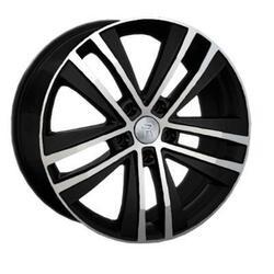 Автомобильный диск литой Replay VV44 6,5x16 5/112 ET 33 DIA 57,1 BKF