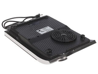 Плитка электрическая Kitfort KT-108 черный