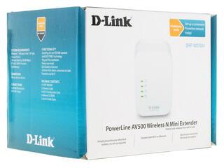 Адаптер PowerLine D-Link DHP-W310AV/A1