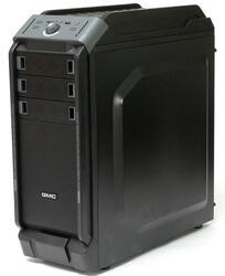 Корпус GMC Titan черный