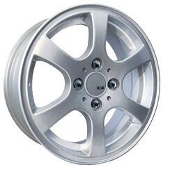 Автомобильный диск Литой K&K Гамма 5,5x13 4/98 ET 30 DIA 58,6 Блэк платинум